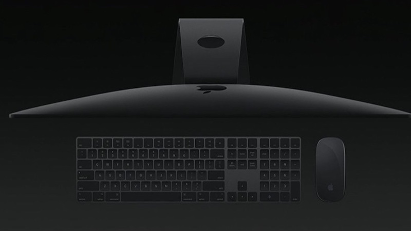 Ya se pueden comprar los accesorios del iMac Pro sin adquirirlo