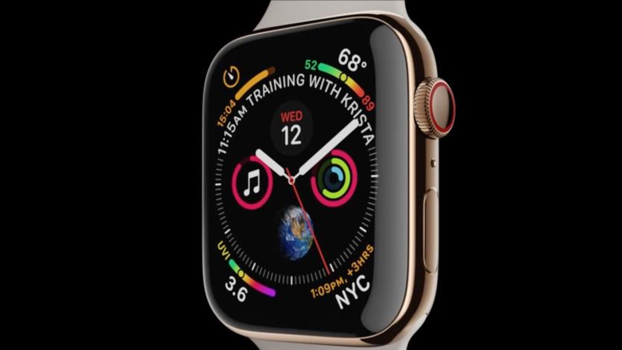 Apple patenta un sistema de cámaras para el Apple Watch