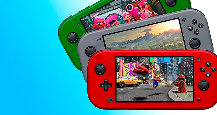 Tendremos una nueva Nintendo Switch Mini para el E3 2019