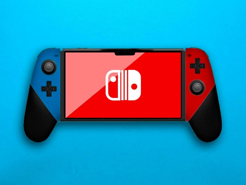 Como será la nueva Nintendo Switch del 2019