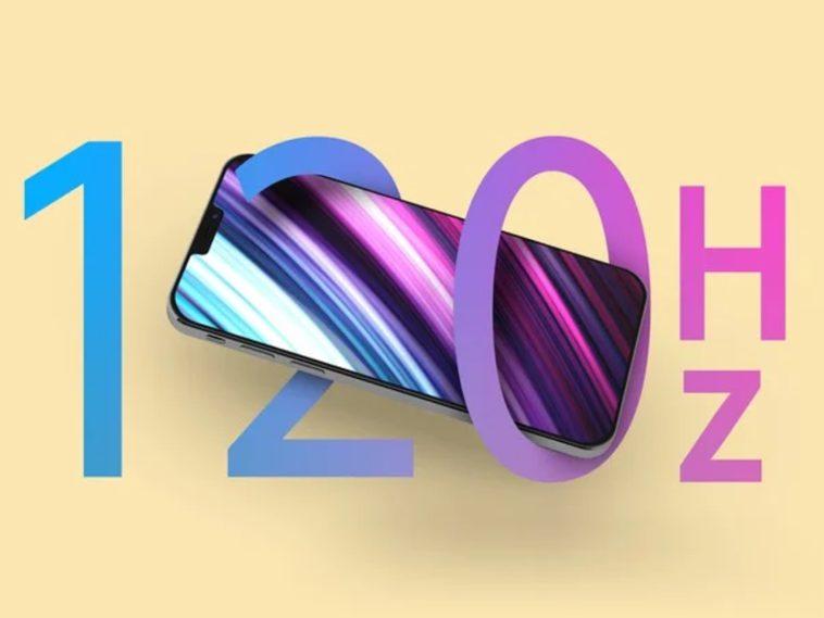 ¿Un iPhone con refresco de 240Hz? Apple ya lo tiene patentado